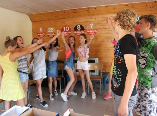 Leuk taalkamp Frans met spelletjes en activiteiten buiten