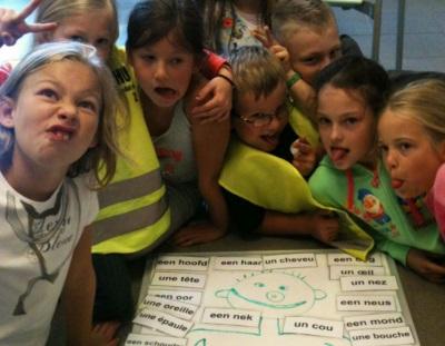 Frans leren voor kinderen